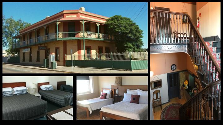 Pampas Motel & Guest House